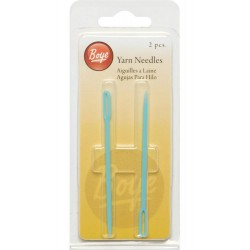 Boye Plastic Yarn Needles