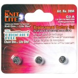 Crochet Lite Replacement Batteries 3/Pack