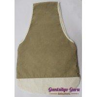 Gantsilyo Guru Yarn Bag Medium Peanut