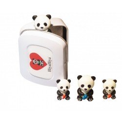 HiyaHiya Panda Point Protectors with Notion Tin