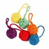 HiyaHiya Yarn Ball Stitch Markers with Notion Tin