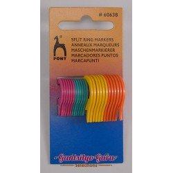 Pony Split Ring Stitch Marker