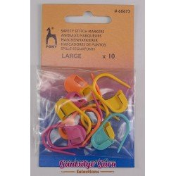 Pony Safety Stitch Marker Large