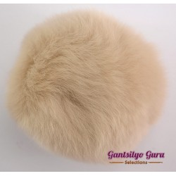 Faux Fur Pompom 12