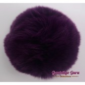 Faux Fur Pompom 5
