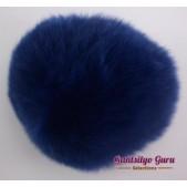 Faux Fur Pompom 6