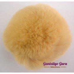 Faux Fur Pompom 10