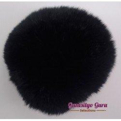 Faux Fur Pompom 11