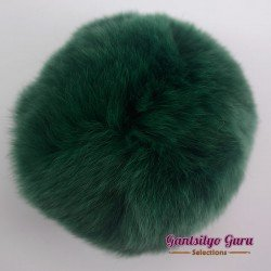 Faux Fur Pompom 14
