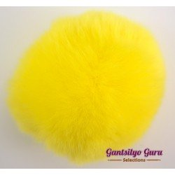 Faux Fur Pompom 19
