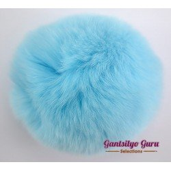 Faux Fur Pompom 2