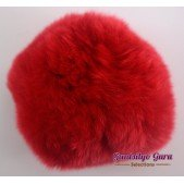 Faux Fur Pompom 4