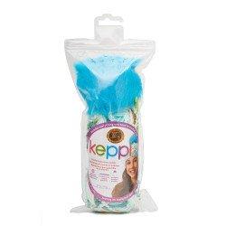 Lion Brand Keppi Crochet Kit Taffy