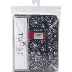ChiaoGoo Twist Red Lace Interchangeable Knitting Needles Set 5 In. Tips