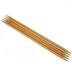HiyaHiya Bamboo DPNs 2.75mm 5 in.