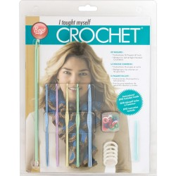 "Boye ""I Taught Myself Crochet"" Kit"