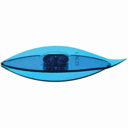 Lacis Sew Mate Tatting Shuttle Pointed Tip Teal