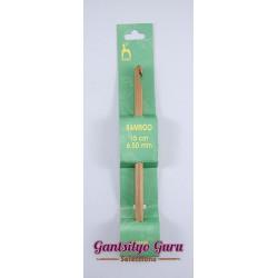 Pony Bamboo Crochet Hook 6.5MM