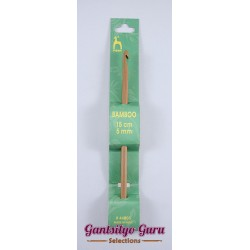 Pony Bamboo Crochet Hook 5.0MM