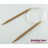 Bamboo Circular Knitting Needles 7.0 (80 cm)