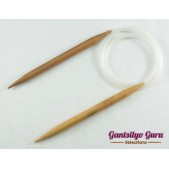 Bamboo Circular Knitting Needles 9.0 (80 cm)