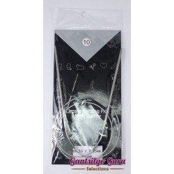 Steel Circular Knitting Needles 10 / 3.25mm (80 cm)