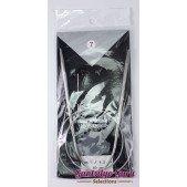 Steel Circular Knitting Needles 7 / 4.5mm (80 cm)