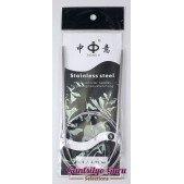 Steel Circular Knitting Needles 9 / 3.75mm (80 cm)