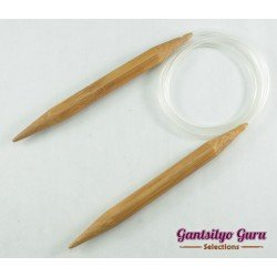Bamboo Circular Knitting Needles 12.0 (80 cm)