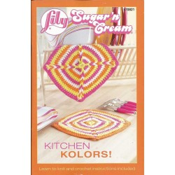 Lily Sugar N Cream Kitchen Kolors Pattern Book
