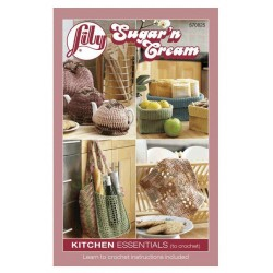 Lily Sugar N Cream Kitchen Essentials Book