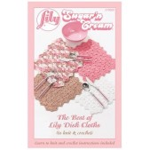 Lily Sugar N Cream The Best of Lily Dish Cloths
