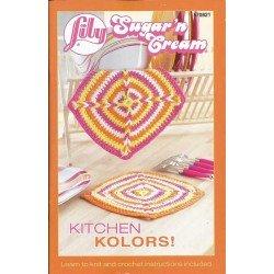 Lily Sugar N Cream Kitchen Kolors Pattern Book