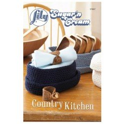 Lily Sugar N Cream Country Kitchen Book