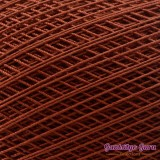 Aunt Lydias Classic Crochet Thread 10 Regular Russet