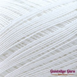 Aunt Lydias Bamboo Crochet Thread 10 White Label Discount