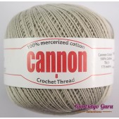 Cannon Mercerized Cotton 8 Thread Ball MB051