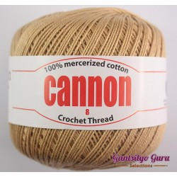 Cannon Mercerized Cotton 8 Thread Ball MB073