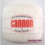 Cannon Mercerized Cotton 8 Thread Ball W0040