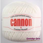 Cannon Mercerized Cotton 8 Thread Ball W0040