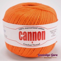 Cannon Mercerized Cotton 8 Thread Ball MB019