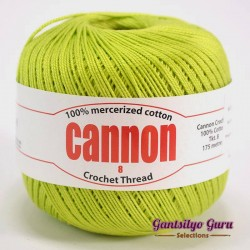 Cannon Mercerized Cotton 8 Thread Ball MB030