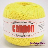 Cannon Mercerized Cotton 8 Thread Ball MB045