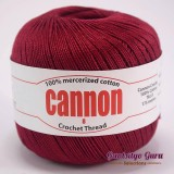 Cannon Mercerized Cotton 8 Thread Ball MB104