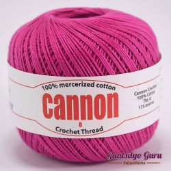 Cannon Mercerized Cotton 8 Thread Ball MB852