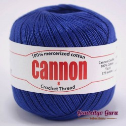 Cannon Mercerized Cotton 8 Thread Ball MB855