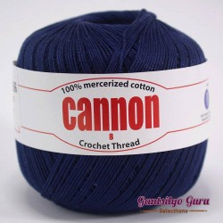 Cannon Mercerized Cotton 8 Thread Ball MB856