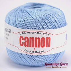Cannon Mercerized Cotton 8 Thread Ball MB857