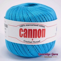 Cannon Mercerized Cotton 8 Thread Ball MB858