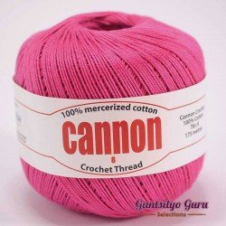 Cannon Mercerized Cotton 8 Thread Ball MB009